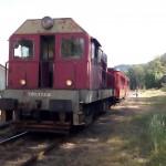 Vlak z pohádkového lesa