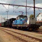 Konvoj v Letohradě