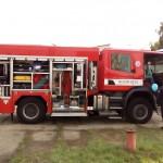 Výstava požární techniky SŽDC